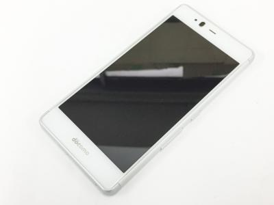 富士通 arrows F-05J docomo 16GB 5.0型 ホワイト スマートフォン
