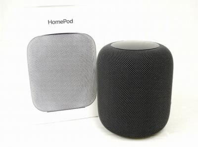 Apple MQHW2J/A HomePod ホーム スピーカー アップル