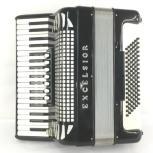 EXCELSIOR 1296E アコーディオン 37鍵 エクセルシオール 楽器
