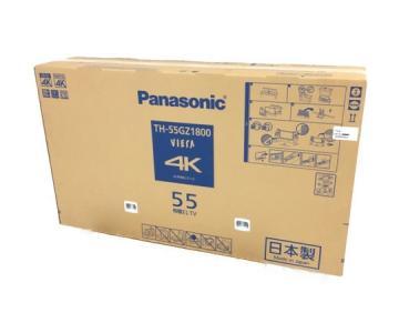 Panasonic パナソニック VIERA ビエラ TH-55GZ1800 4K 有機EL テレビ 55V型
