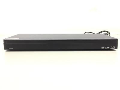 TOSHIBA 東芝 REGZA DBR-W508 ブルーレイ レコーダー 500GB