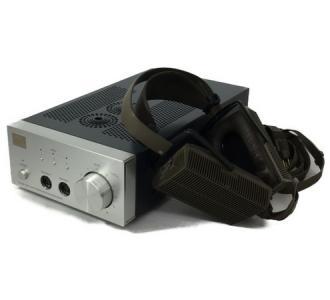 STAX SRM-006tA SR-404 アンプ 静電イヤースピーカー