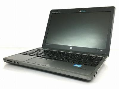 HP ProBook 4340s 13.3型 ノート パソコン PC Intel Core i3-3120M 2.50GHz 4GB HDD 320GB Windows 10 Pro 64bit