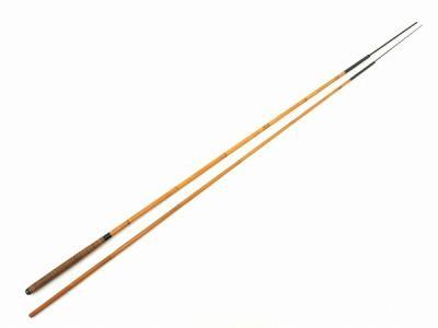 一光作 14.2尺 へら竿 釣り竿 釣具 和竿