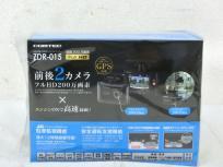 COMTEC コムテック ZDR015 前後カメラ ドライブレコーダー