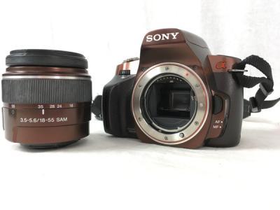 SONY α330 ズーム レンズ キット ソニー カメラ