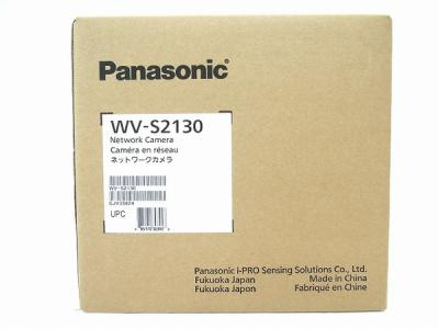 Panasonic パナソニック WV-S2130 ネットワークカメラ 監視 防犯