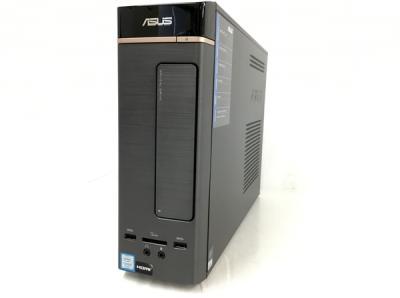 ASUS VivoPC K20CD-K デスクトップ パソコン Core i3-7100 3.90GHz 4 GB HDD 500GB Win10 Home 64bit