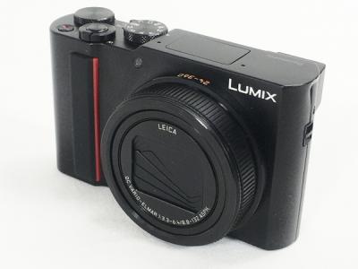 Panasonic パナソニック LUMIX ルミックス DC-TX2 コンパクト デジタル カメラ 4K 光学 15倍