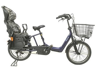Panasonic BE-ENMA033 ギュットアニーズ 電動 アシスト 自転車 直