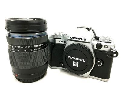OLYMPUS OM-D E-M5 Mark II 14-150mm II レンズキット グリップ付き