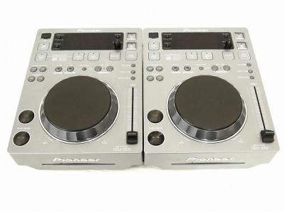 PIONEER CDJ-350-S CDJ CDプレーヤー 2個 セット
