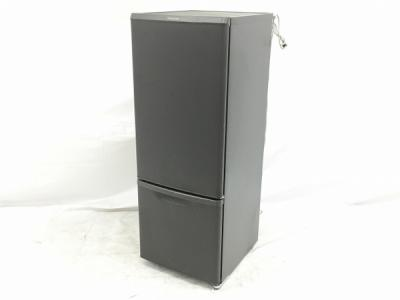 Panasonic NR-B17BW-T 2ドア マットビターブラウン 2018年製 冷蔵庫