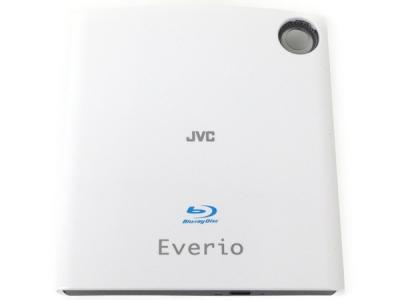 JVCケンウッド CU-BD5-W エブリオ専用 BDライター ホワイトモデル 2013年製