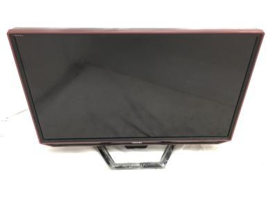 TOSHIBA 東芝 REGZA 40FH7000 液晶テレビ 40V型 ブラック 大型