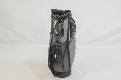 PUMA プーマ フュージョン ゴルフ キャディバッグ 867749-01 9型 47インチ対応