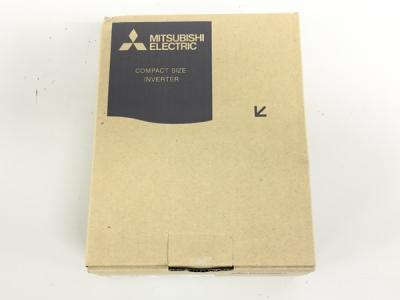 MITSUBISHI 三菱電機 インバーター FR-E720-0.4K FREQROL シリーズ