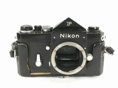 Nikon F ボディ レンズ NIKKOR-S Auto 1.4 f50mm セット カメラ 趣味 嗜好 ニコン