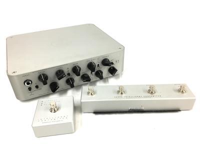 Darkglass Electronics MICROTUBES 900 ベースアンプ ヘッドアンプ フットスイッチ ×2 専用バッグ セット