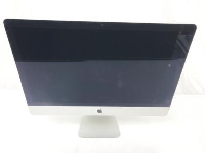 Apple iMac 27インチ Late 2013 i5-4670 CPU @ 3.40GHz 8 GB HDD 3TB 一体型 PC