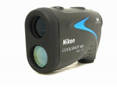 Nikon ニコン レーザー距離計 COOLSHOT 40i 光学機器 ゴルフ