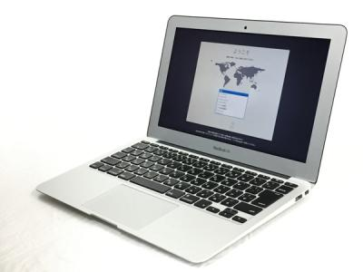 Apple アップル MacBook Air MD711J/A ノートPC Mid 2013 11.6型 i5 4250U 1.3GHz 4GB SSD128GB Mojave