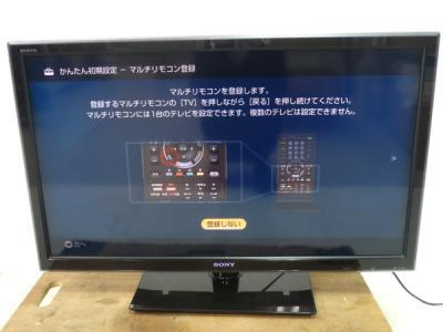 SONY BRAVIA KDL-40W5 40V型 液晶テレビ ソニー 大型