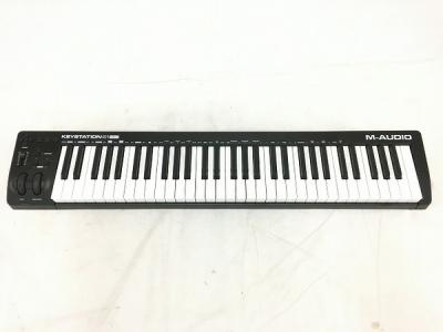 M-AUDIO Keystation 61 MK3 MIDI キーボード エムオーディオ