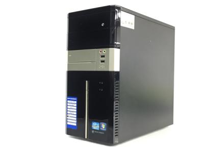 MouseComputer マウスコンピューター EGPI726GB20P2 デスクトップ パソコン i7 2600 3.40GHz 8GB HDD 2.0TB Win10 H 64bit