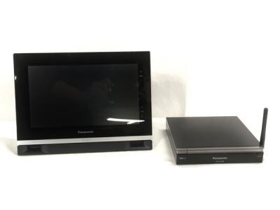 Panasonic パナソニック DIGA+ UN-JL10T1-K HDD レコーダー 320GB ネットワークディスプレイ付