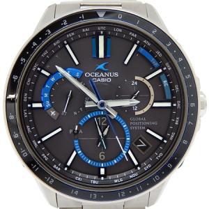 CASIO カシオ OCEANUS オシアナス OCWーG1100 ソーラー 電波 GPS メンズ 腕時計