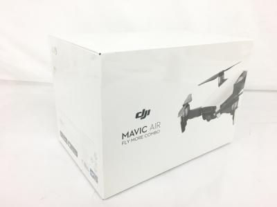 DJI MAVIC AIR Fly More Combo ドローン アークティックホワイト