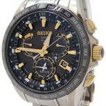 SEIKO セイコー アストロン デュアルタイム 8X53-0AB0-2 メンズ ソーラー 腕時計