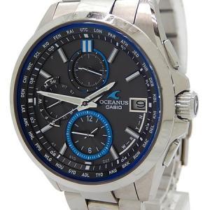 CASIO カシオ OCEANUS オシアナス OCW-T2600 メンズ ソーラー電波クォーツ 腕時計