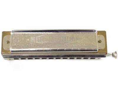 Super CHROMONICA 270 ハーモニカ 楽器