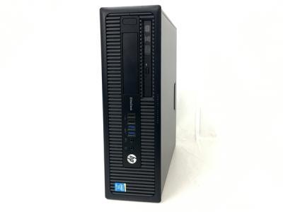 Hewlett-Packard EliteDesk 800 G1 SFF デスクトップ パソコン PC Intel Core i5 4590 3.30GHz 8GB HDD500GB Windows 10 Pro 64bit