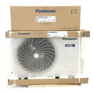 Panasonic CS-409CF2 CU-409CF2 Eolia エオリア ルームエアコン おもに14畳用