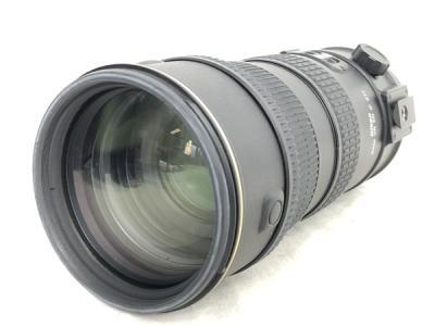 Nikon ニコン AF-S VR-NIKKOR 70-200mm f/2.8G ED ブラック