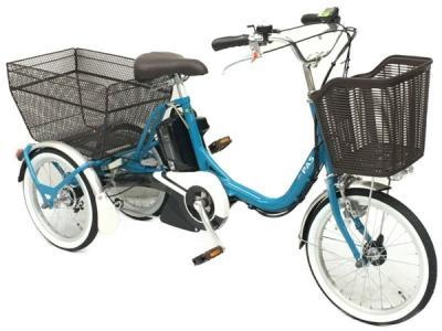 YAMAHA PAS ワゴン PA16W ヤマハ 電動アシスト自転車 電動 自転車 3輪 大型