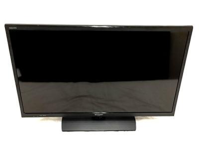 SHARP シャープ AQUOS アクオス LC-32H11 液晶テレビ 32V型 ブラック