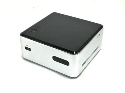 intel DN2820FYKH NUC デスクトップ パソコン PC Celeron N2830 2.16GHz 8GB HDD500GB OS無