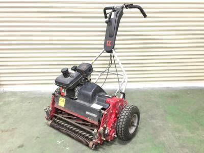 引取限定 BARONESS バロネス LM56GA リール式カッター 芝刈り機 農機具
