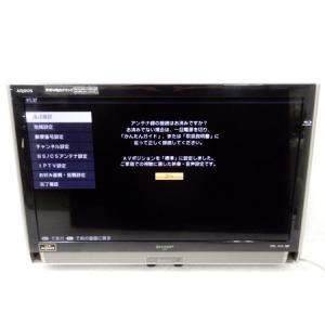 SHARP AQUOS LC-32DX3 BD機能内蔵 ブルーレイディスクレコーダー内蔵 シャープ
