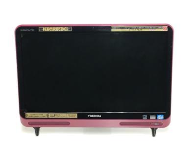 TOSHIBA dynabook REGZA PC D712/V7GM PD712V7GBHM 一体型 パソコン i7 3630QM 2.40GHz 8GB HDD 2.0TB Win10H 64bit