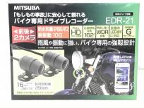 ミツバ EDR-21 ドラレコ ドライブレコーダー バイク