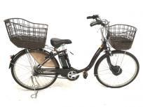 ブリジストン 電動アシスト自転車 F4YB48 フロンティア ロイヤル 24インチ アシスト 両輪駆動 3段変速 サイクリング 大型