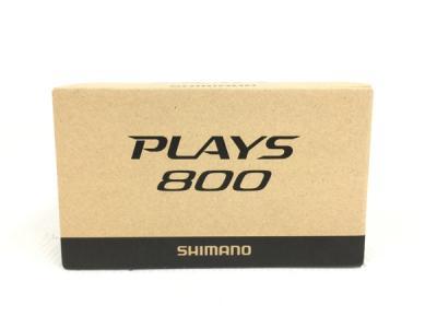 SHIMANO PLAYS プレイズ 800 電動 リール 釣具 シマノ 釣り 趣味