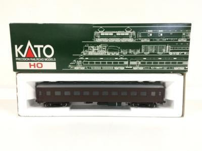 KATO カトー 1-514 オハフ33 茶  鉄道模型 HOゲージ