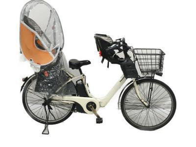 Panasonic パナソニック BE-ELMA63 ギュットアニーズ 電動アシスト自転車
