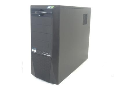 ドスパラ GALLERIA Z390 i9-9900KF 3.60GHz 16GB SSD 500GB HDD 3.0TB OS無 デスクトップ パソコン PC